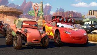 Cars Movie 2006 - Owen Wilson, Bonnie Hunt, Paul Newman