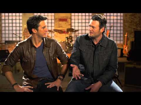 "ACM Awards Promo Shoot: Behind the Scenes with ""Bluke"" - 2013 ACM Awards"
