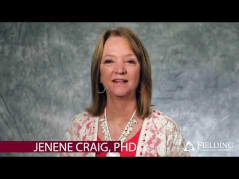 Fielding Graduate University | Alum & Director of IECD | Jenene Craig, PhD