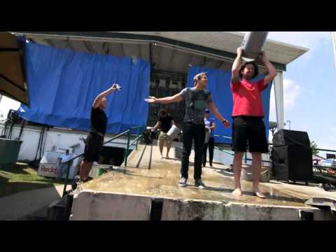 Hunter Hayes - ALS Ice Bucket Challenge