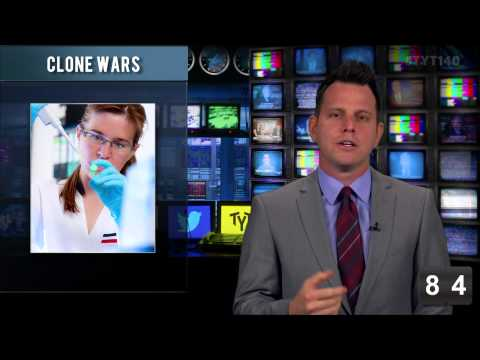 Obamacare Signups, Clinton Baby, Cloning Cells & Anti-Semitic Flyers - TYT140 (April 18, 2014) klip izle
