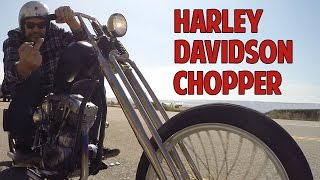 1966 Harley-Davidson Chopper: Born Free 6 Invited Builder Caleb Owens