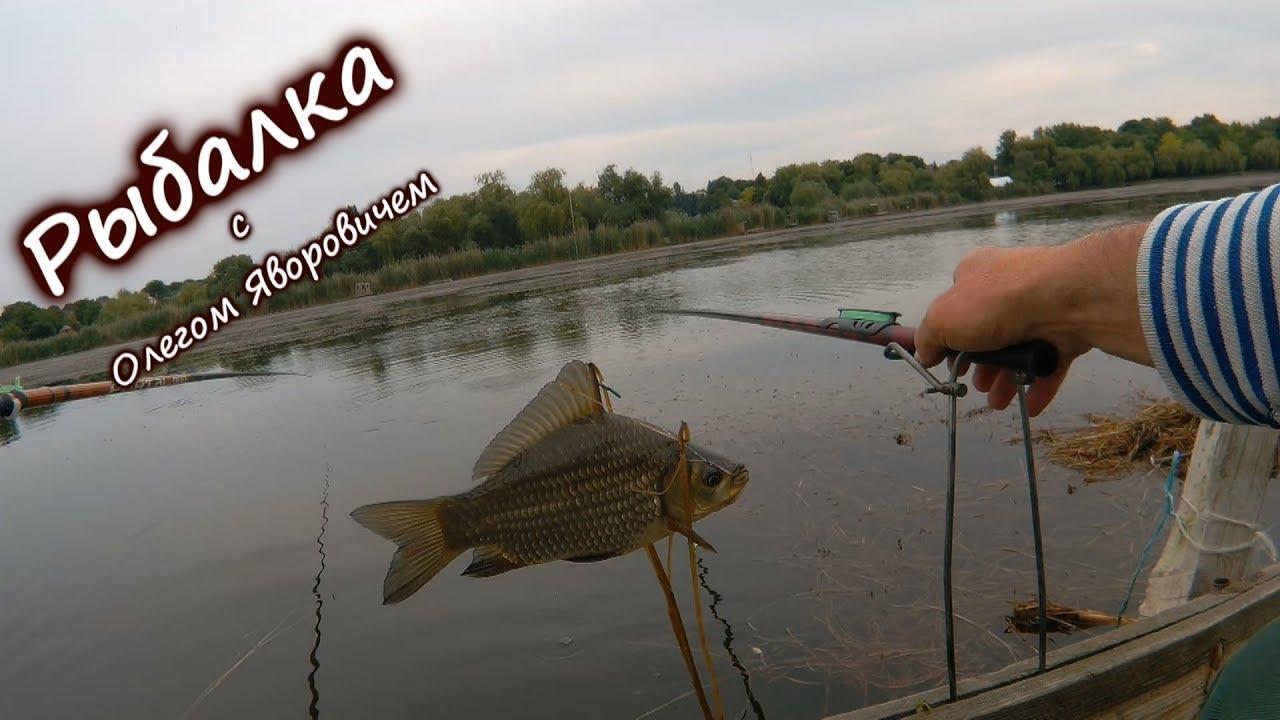 Рыбалка на карася на каналах
