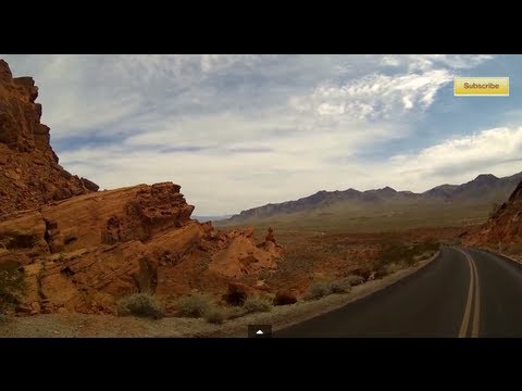 "Valley of Fire state park - Nevada USA ""road trip"""