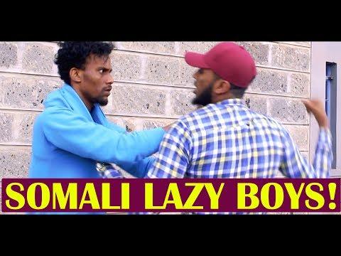 Somali Lazy Boys (Caajis)   Somali Reality thumbnail