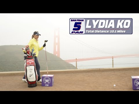 Lydia Ko Makes Most Scenic Birdie Ever in San Francisco
