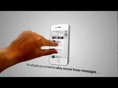 Retrieve Deleted Text Messages and iMessage on iPhone