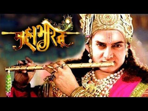 Look Revealed: Aamir Khan To Play Lord Krishna In The 1000 Crore Film Mahabharata
