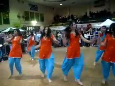 Desi School Girls Dance video