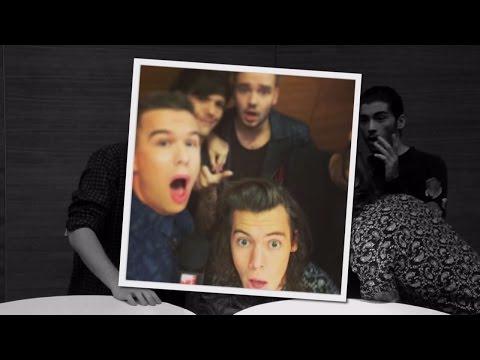 [NEW] Farao möter One Direction - VAKNA MED NRJ