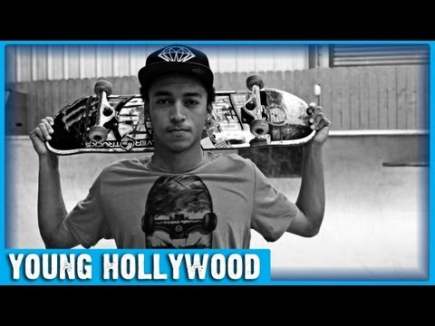 Meet Nyjah Huston, Lil Wayne's Fave Skateboarder!