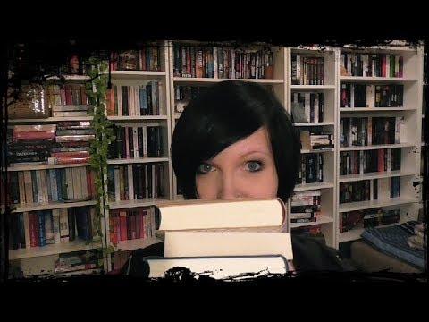 [Buchmonat] gelesenes im November︱ SuB Abbau︱mehr als gedacht︱Thriller︱9 Bücher