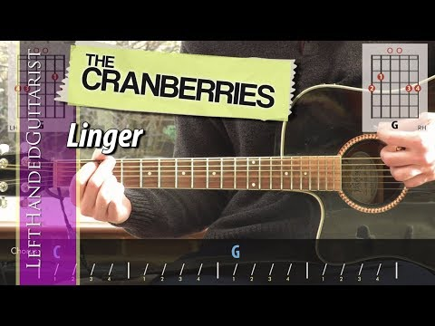 The Cranberries - Linger | guitar lesson