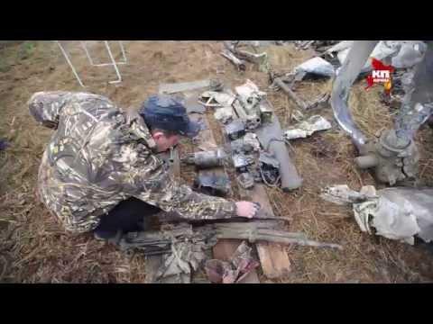 Под Ржевом поисковики подняли останки двух советских бомбардировщиков Пе-2