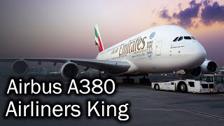 Airbus A380 - the European flagship