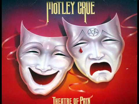 Motley Crue - Theatre Of Pain [ Full Album ]