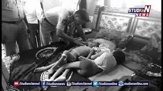 Father Takes Life Of 2 Children In Guntur Dist