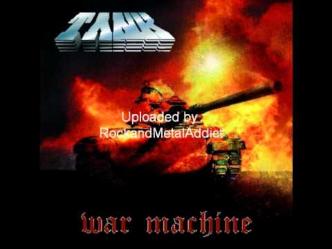 war machine lyrics