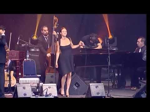 Budapest Bár feat. Tania Saedi - BT River of Music Festival, London 2012