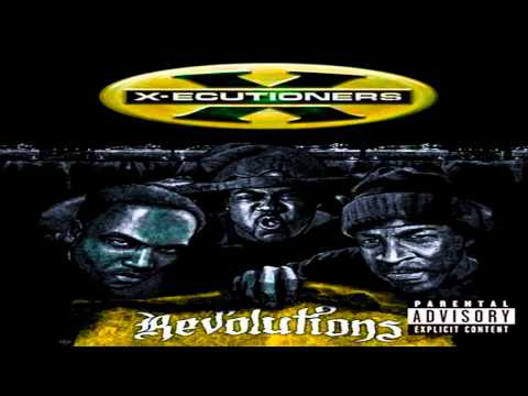 X-Ecutioners - Let Me Rock (Feat. Start Trouble)