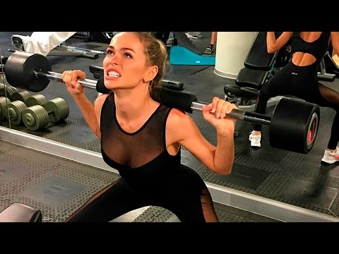 Анна Хилькевич - Fitness motivation