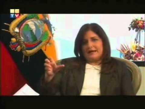 Ministra de Educación habla sobre Bachillerato General Unificado (BGU)
