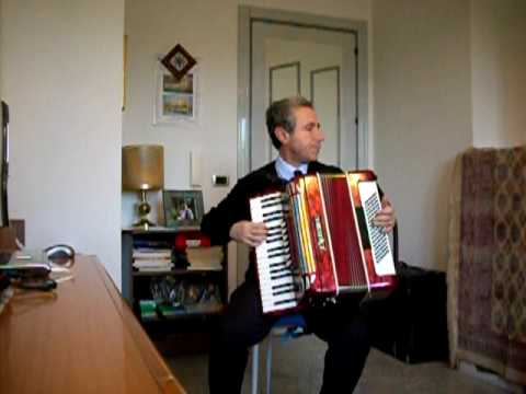 A MEDIA LUZ  TANGO Accordion Accordeon Acordeon Fisarmonica Akkordeon Akordeon