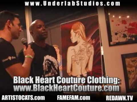 JahFe Live - Black Heart Couture - Miami Future Classic Fes