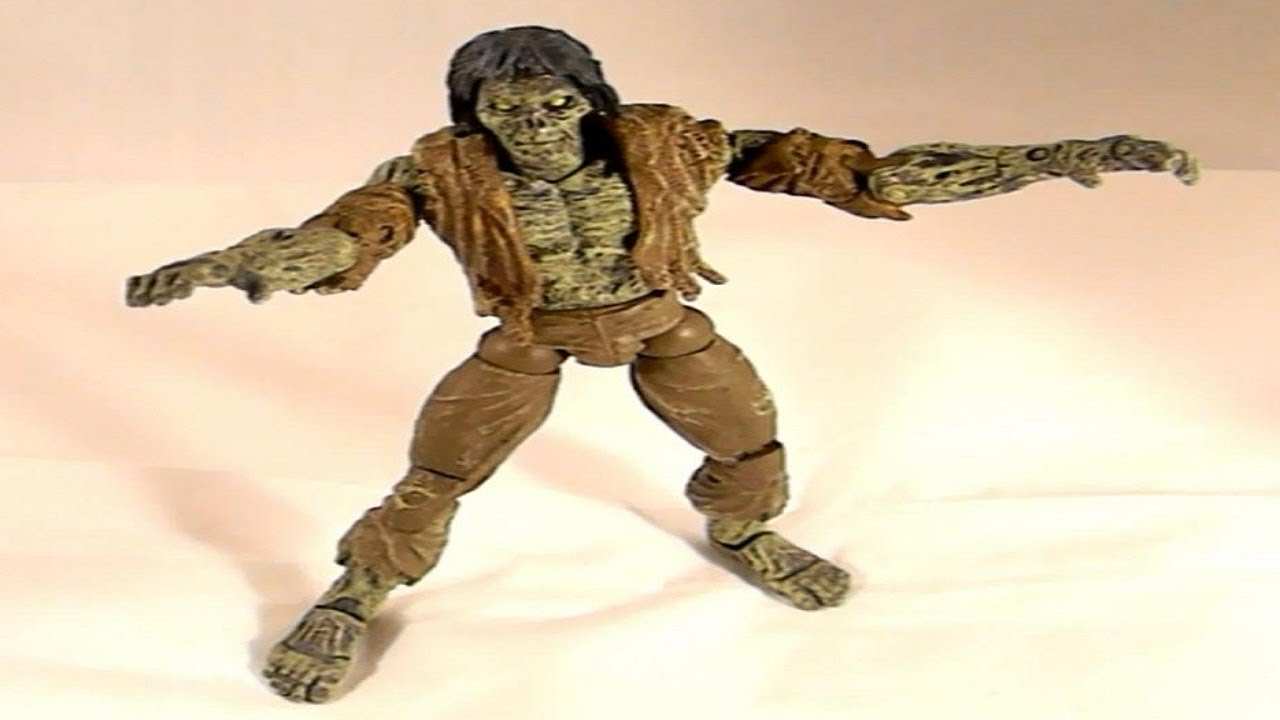 Marvel Legends Zombies Marvel Legends Zombie Review