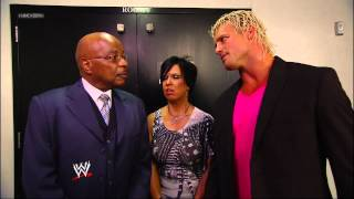 Dolph Ziggler talks to Theodore Long about Randy Orton: Smackdown, September 7, 2012