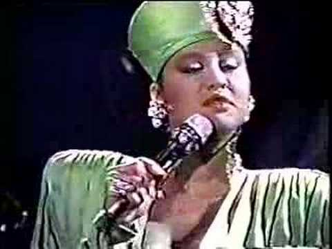 Phyllis Hyman what you want do for love live!