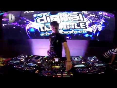 Viet Nam Pioneer Digital DJ Battle Season 3 - Final Round - Bảo Khang