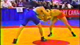 Gholamreza Mohammadi (IRI) vs Valentin Jordanov (BUL).avi