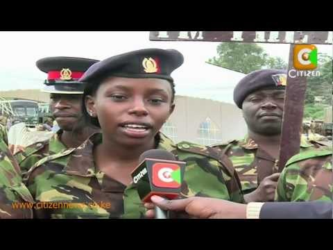 KDF: No Retreat, No Surrender  in Somalia Operation