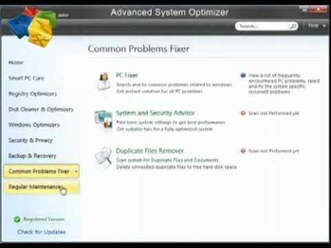 ADVANCED SYSTEM OPTIMIZER 3.5 serial key registration crack 2012 ! Free download ASO 3.5 serial 3.2