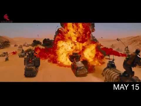 "Mad Max: Fury Road - ""Retaliate"" Trailer (East/West Africa)"