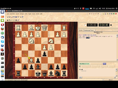 running chessbase on ubuntu 12.04