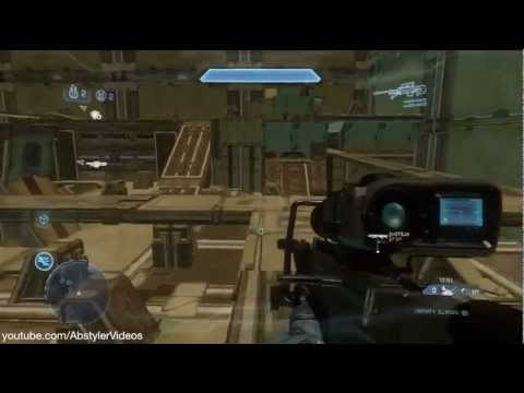 [Remake] Hang 'em High from Halo CE (Halo 4) with Download