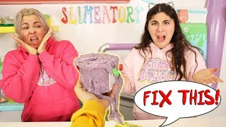 FIX THIS SLIME CHALLENGE! Slimeatory #585