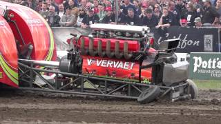 Modified 2,5t @ Füchtorf Tractor Pulling 2015-04-26 by MrJo