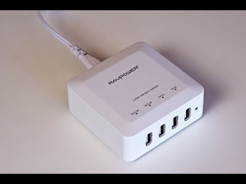Need Some USB Power? New Product Review!