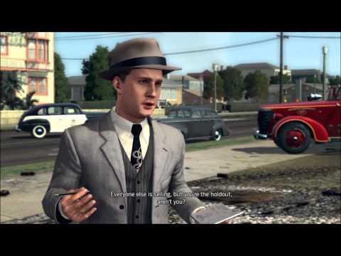 LA Noire Walkthrough: Case 17 - Part 1 [HD] (XBOX 360/PS3) [Gameplay]