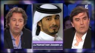 Qatar : Georges Malbrunot & Christian Chesnot  On n'est pas couché 16 mars 2013 #ONPC