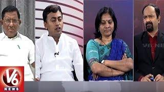 Special Debate On PM Modi 4 Years Governance | Good Morning Telangana