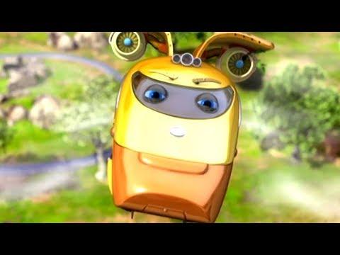 Stacyjkowo | Światła, Kamera, Akcja | Bajki Dla Dzieci | Animacja Dla Dzieci