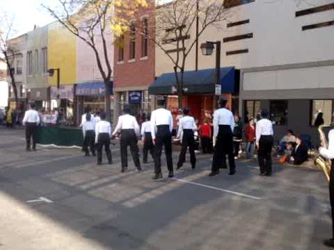 Stewardson-Strasburg High School Marching Band: Thriller