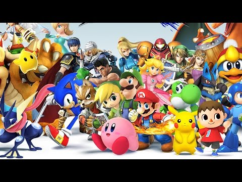 Super Smash Bros. 3DS - Review