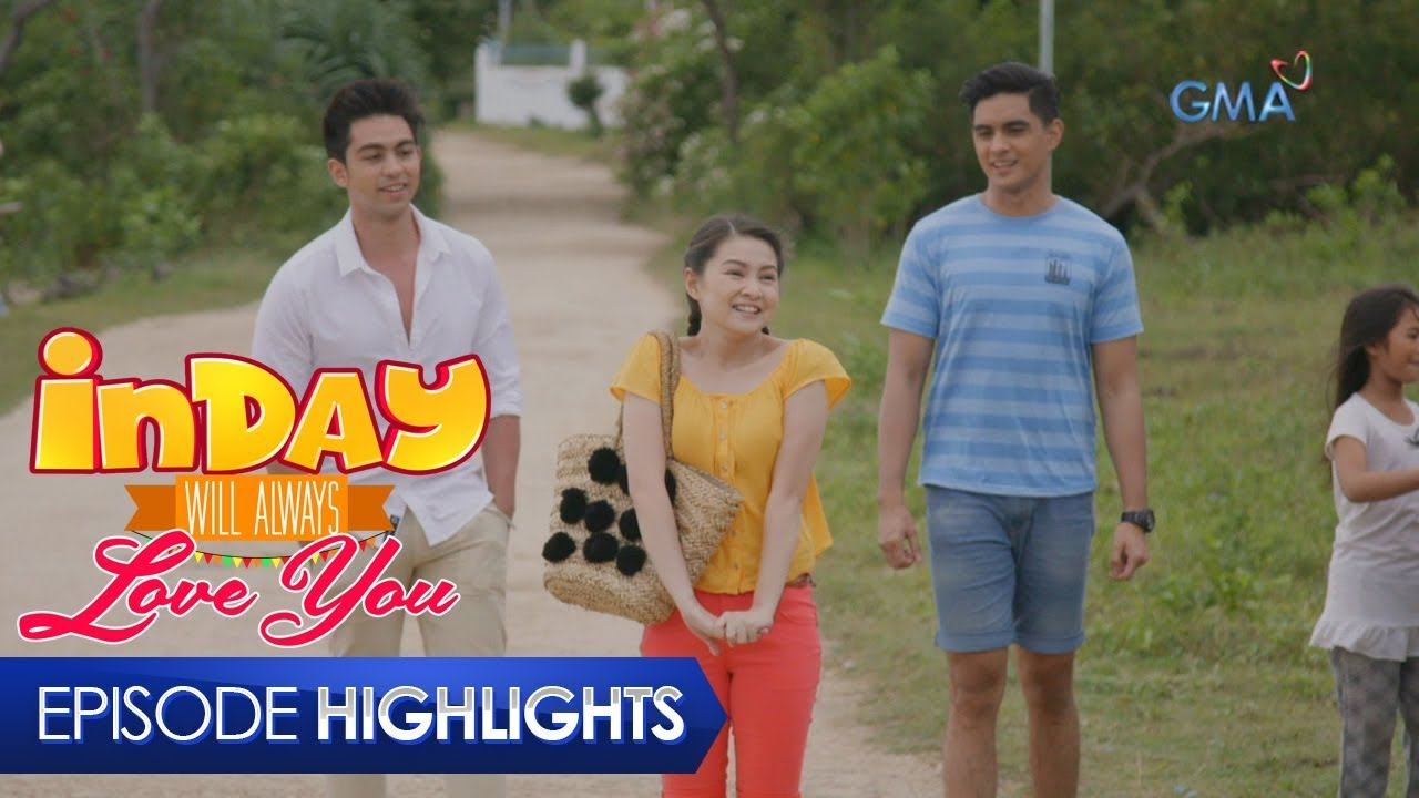 Inday Will Always Love You: Ang haba ng hair ni Happylou!
