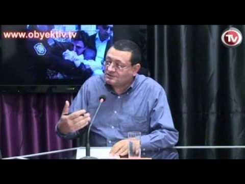 INTERVIEW WITH ALI KARIMLI, AZERBAIJANI POPULAR FRONT PARTY CHAIRMAN