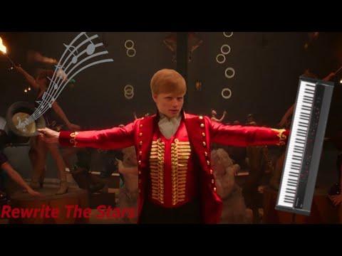 Rewrite the Stars - The Greatest Showman (Advanced Piano Cover)